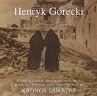 KRONOS QUARTET Henryk Górecki: String Quartets Nos. 1 and 2 album cover