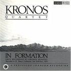 KRONOS QUARTET In Formation album cover