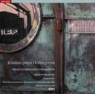 KRONOS QUARTET Kronos Plays Holmgreen album cover