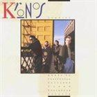 KRONOS QUARTET Kronos Quartet album cover