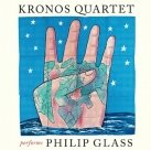 KRONOS QUARTET Kronos Quartet Performs Philip Glass album cover