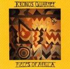 KRONOS QUARTET Pieces of Africa album cover