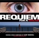 KRONOS QUARTET Requiem for a Dream: Soundtrack by Clint Mansell album cover