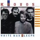 KRONOS QUARTET White Man Sleeps album cover