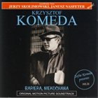 KRZYSZTOF KOMEDA Bariera - Soundtracks From Jezry Skolimowski / Janusz Nasfeter Movies album cover