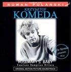 KRZYSZTOF KOMEDA Genius of Krzysztof Komeda - Vol. 12: Rosemary's Baby (1968) / Fearless Vampires Killers (1967) album cover