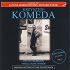 KRZYSZTOF KOMEDA Jutro Premiera – Soundtracks From Janusz Morgenstern / Edward Etler Movies album cover