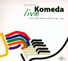 KRZYSZTOF KOMEDA Live At The Jazz Jamboree Festival 1961 - 1967 album cover