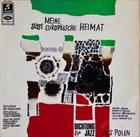KRZYSZTOF KOMEDA Meine Süsse Europäische Heimat - Dichtung Und Jazz Aus Polen (aka Jazz & Poetry) album cover