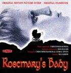 KRZYSZTOF KOMEDA Rosemary's Baby / Jack the Ripper album cover