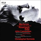 KRZYSZTOF KOMEDA Rosemary's Baby - Music From The Motion Picture Score album cover