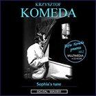 KRZYSZTOF KOMEDA Genius of Krzysztof Komeda: Vol. 7 - Sophia's Tune (1965) album cover
