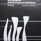 KYRIAKOS SFETSAS Smog album cover