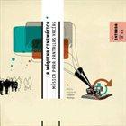 LA MÁQUINA CINEMÁTICA Música para pantallas vacias album cover