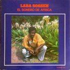 LABA SOSSEH El Sonero De Africa album cover