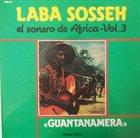 LABA SOSSEH El Sonero de Africa: Vol. 3 album cover