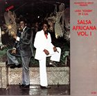 LABA SOSSEH Salsa Africana Vol. 1 album cover