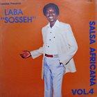 LABA SOSSEH Salsa Africana Vol.4 album cover