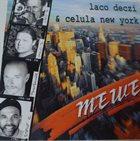 LACO DECZI Laco Deczi & Celula New York : Mewe album cover