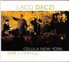 LACO DECZI Live U Franců album cover