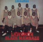 LADYSMITH BLACK MAMBAZO Imbongi album cover