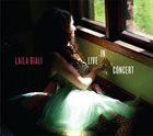 LAILA BIALI Live in Concert album cover