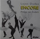 LAJOS DUDÁS Lajos Dudas, Philipp van Endert : Encore album cover