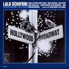 LALO SCHIFRIN Between Broadway And Hollywood album cover