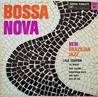 LALO SCHIFRIN Bossa Nova - New Brazilian Jazz (aka Lalo Schifrin) album cover