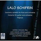 LALO SCHIFRIN Concierto Caribeno For Flute And Orchestra album cover