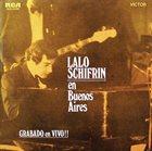 LALO SCHIFRIN En Buenos Aires: Grabado en vivo!! album cover