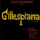LALO SCHIFRIN Gillespiana album cover