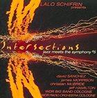 LALO SCHIFRIN Intersections album cover