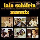 LALO SCHIFRIN Mannix album cover