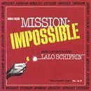 LALO SCHIFRIN Mission: Anthology album cover