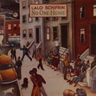 LALO SCHIFRIN No One Home album cover