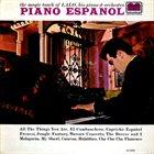 LALO SCHIFRIN Piano Espanol (aka Lalolé: The Latin Sound of Lalo Schifrin) album cover
