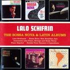 LALO SCHIFRIN The Bossa Nova & Latin Albums album cover