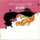 LALO SCHIFRIN The Fox (Original Sound Track Album) album cover