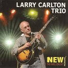 LARRY CARLTON New Morning: The Paris Concert album cover