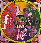LARRY CORYELL Better Than Live (with Brubeck Brothers) album cover