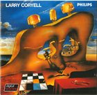 LARRY CORYELL Bolero & Scheherazade album cover