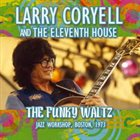 LARRY CORYELL The Funky Waltz album cover