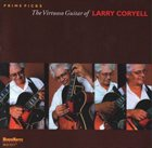 LARRY CORYELL The Virtuoso Guitar of Larry Coryell album cover