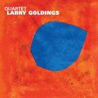 LARRY GOLDINGS Quartet album cover