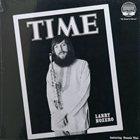 LARRY NOZERO Time (Featuring Dennis Tini) album cover