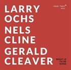 LARRY OCHS What Is To Be Done album cover