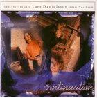 LARS DANIELSSON Continuation album cover