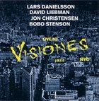LARS DANIELSSON Live At Visiones album cover