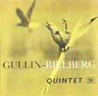 LARS GULLIN Gullin-Billberg Quintet album cover